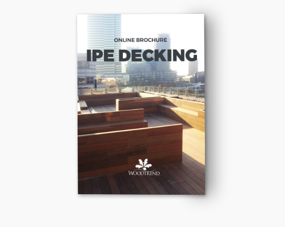 Decking - Ipe - 19 x 90 mm Guide