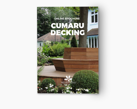 Decking - FSC Cumaru Pre-Grooved - 21 x 145 mm Guide