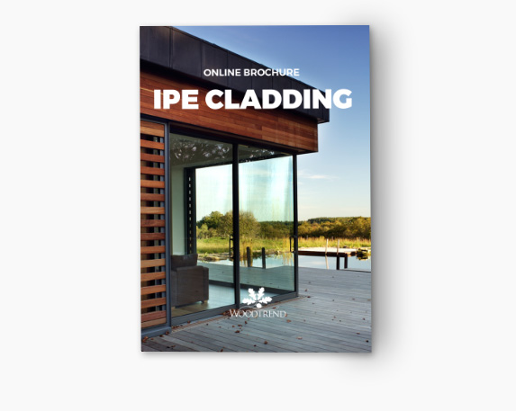 Cladding - Ipe - 19 x 90 mm Guide