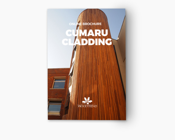 Cladding - FSC Cumaru - 19 x 90 mm Guide