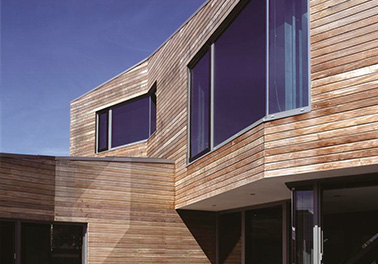 IPE Cladding