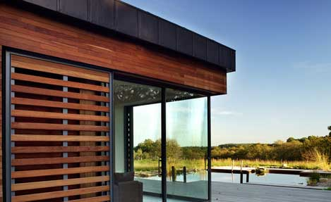 History of Timber Cladding