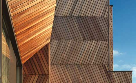 A Buying Guide to Our Exterior Cladding Collections