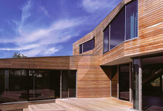 Cladding Projects