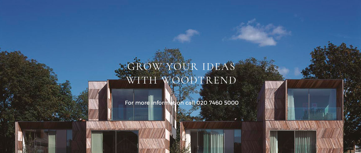 Woodtrend Cladding